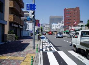 自転車専用通行帯 ~自転車レーン~